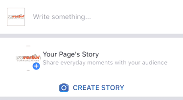 Facebook Stories are now available for Brand Pages