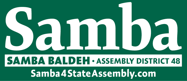 Samba Baldeh for Wisconsin Assembly District 48
