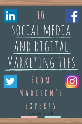 Social Media Tips from Madison Experts